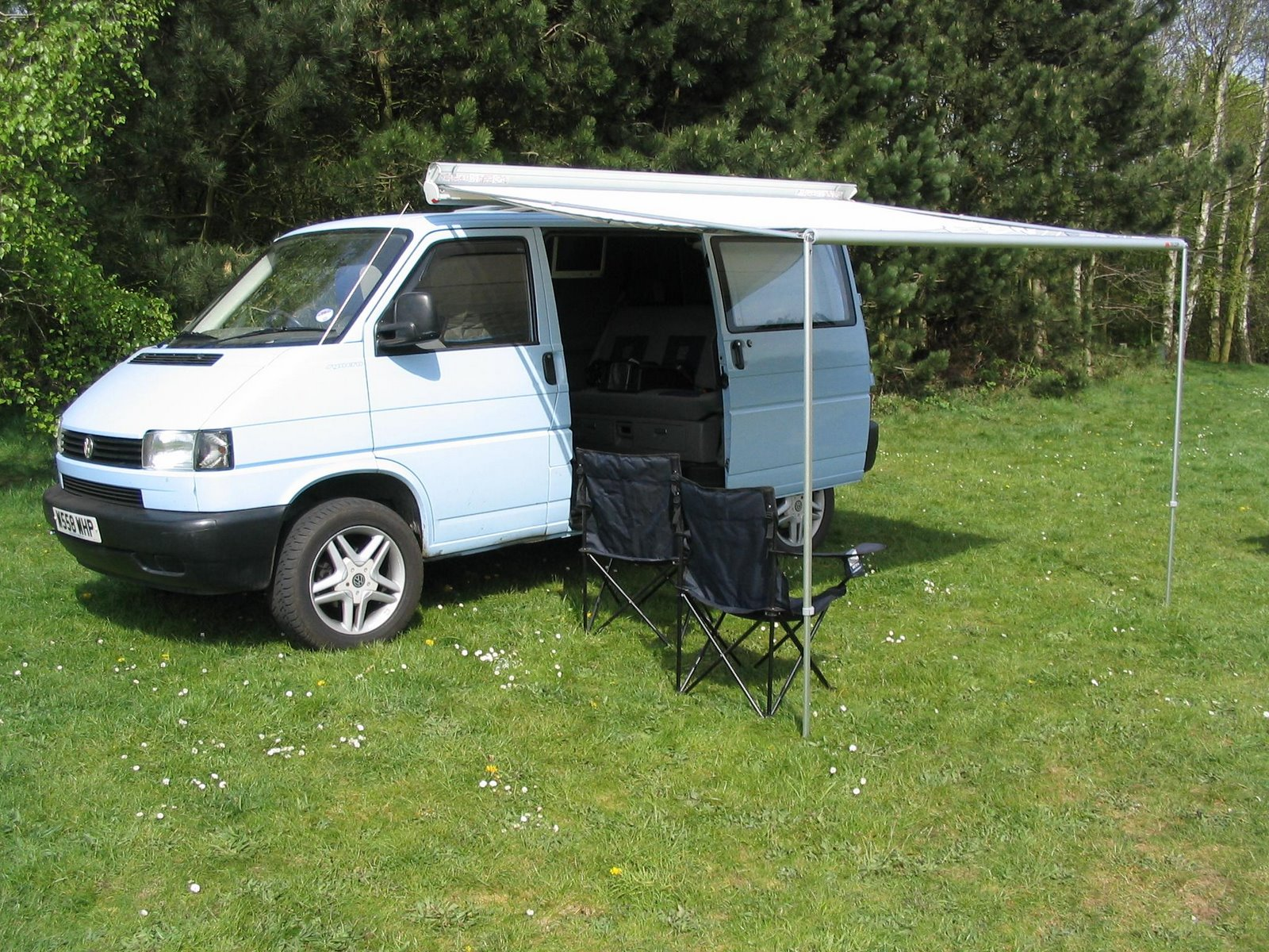 Camper Van Awnings Rainwear