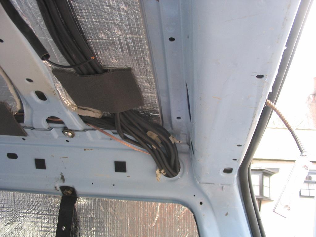 Vw Transporter T4 Syncro Camper Conversion  Campervan Wiring