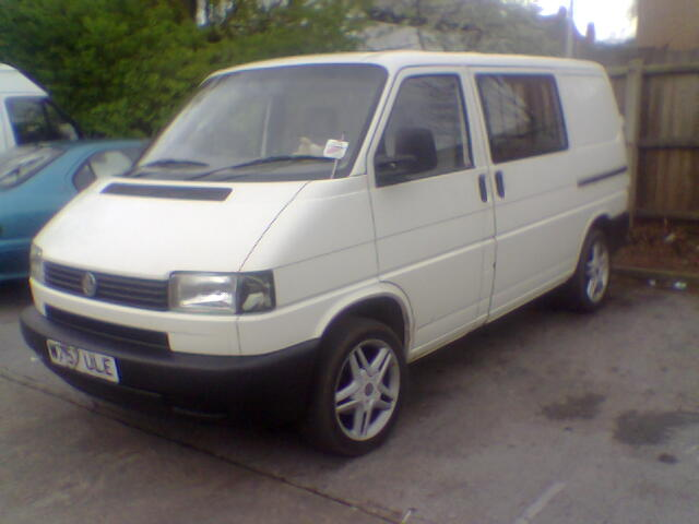 Vw Transporter Campervan. 1.9TD VW T4 since November