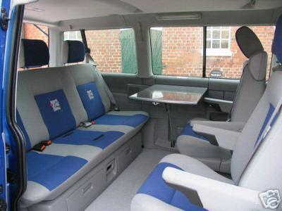 vw transporter t4 syncro camper conversion atlantis multivan interior. Black Bedroom Furniture Sets. Home Design Ideas